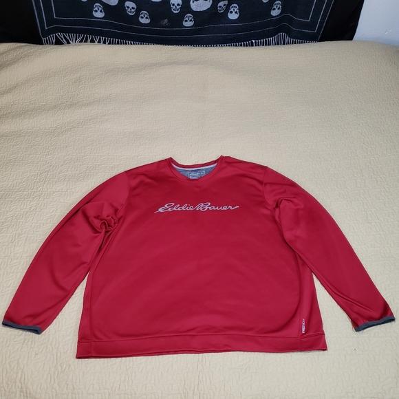 Eddie Bauer sweatshirt size 2XL
